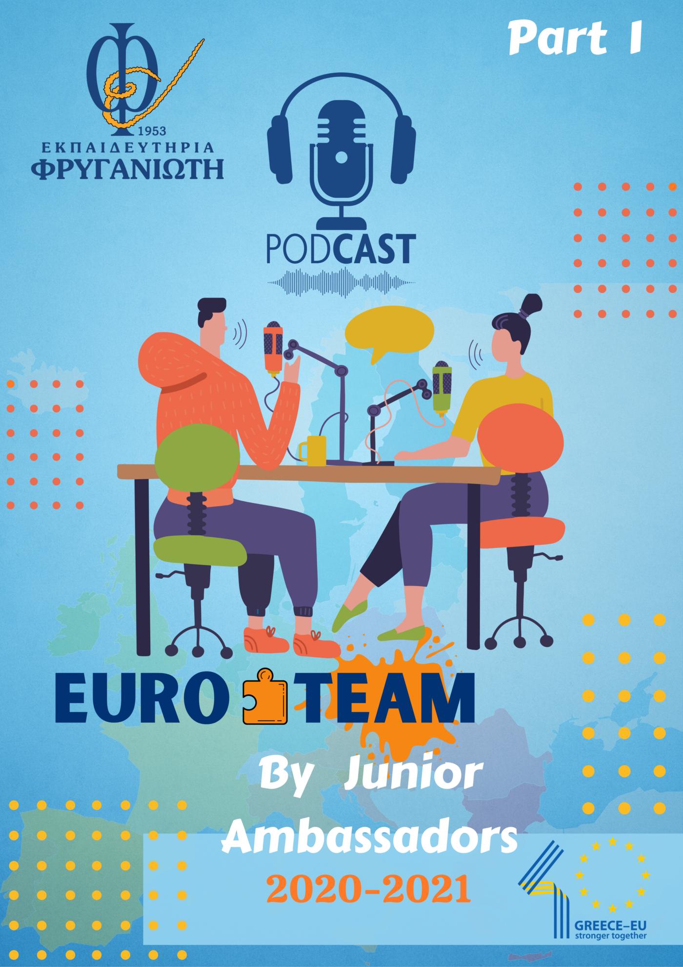 EU 2021 euro team 1